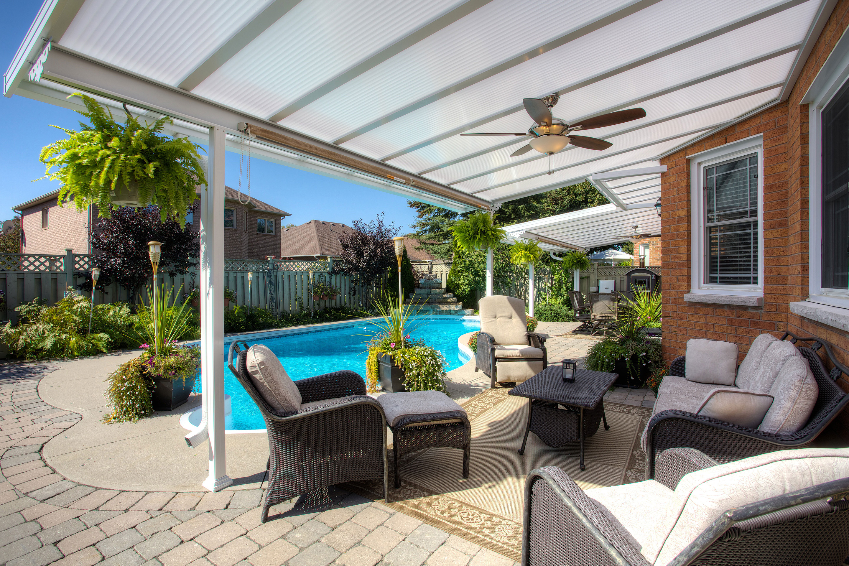 Patio Cover Options in Canada | Lumon on Patio Cover Ideas For Winter id=45701