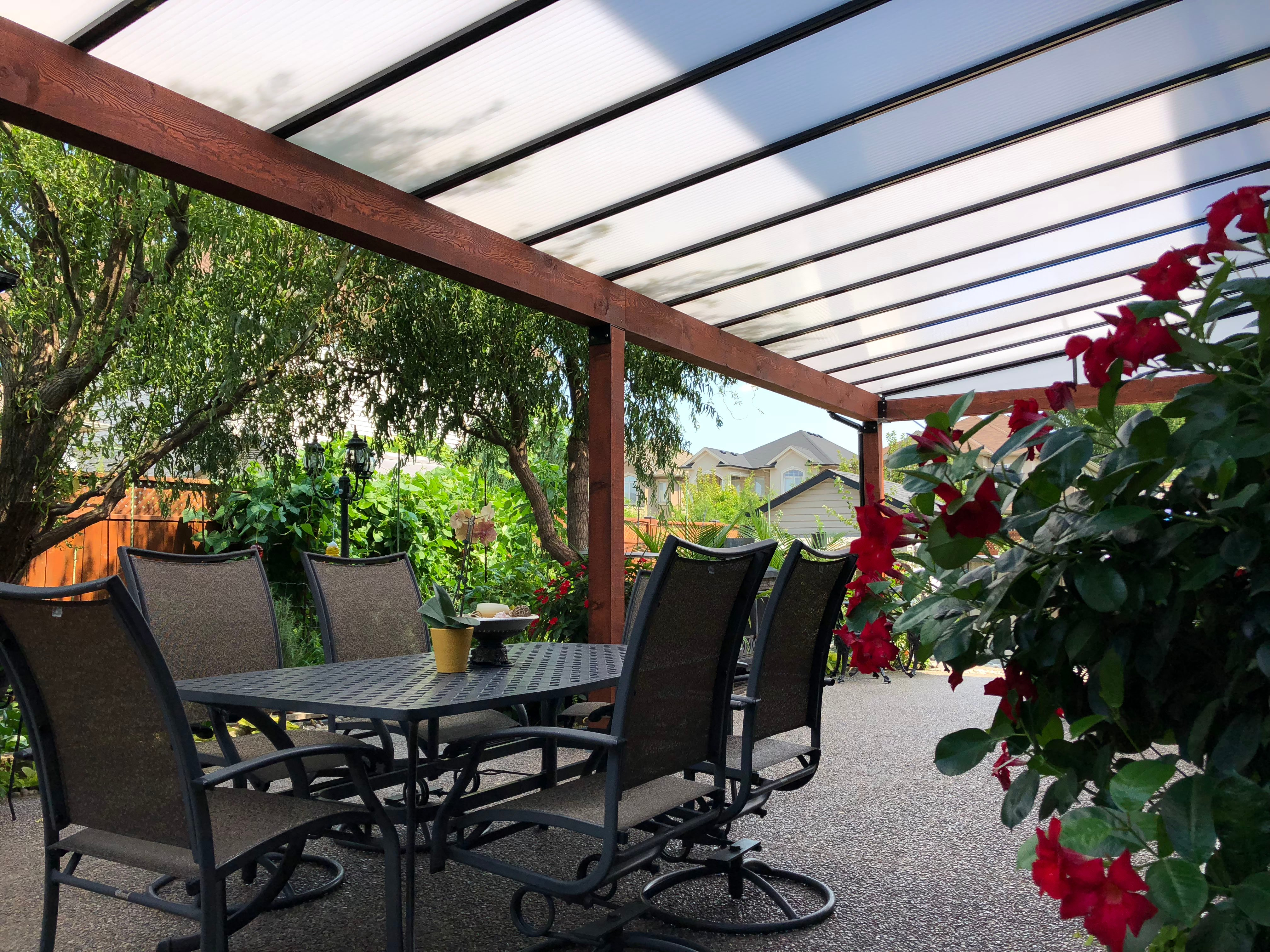 Patio Covers Made For Your Canadian Backyard Lumon