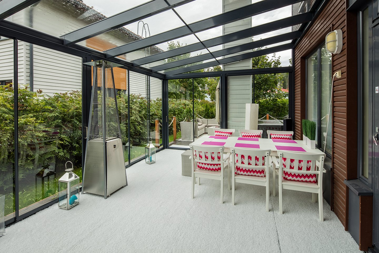 lumon canada, sunroom enclosure
