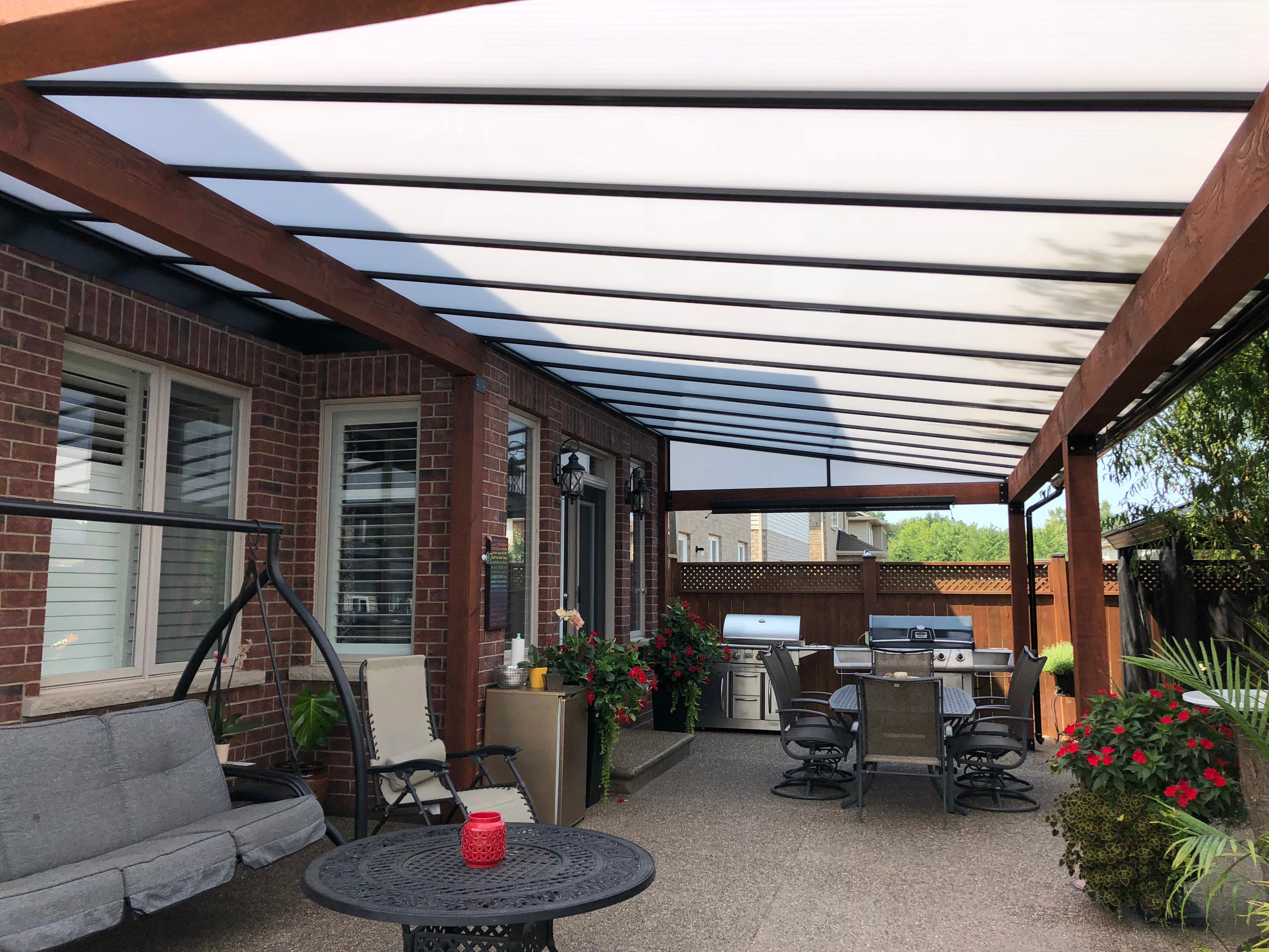 Lumon Canada, Patio Cover Toronto, Patio Cover GTA, Patio Cover