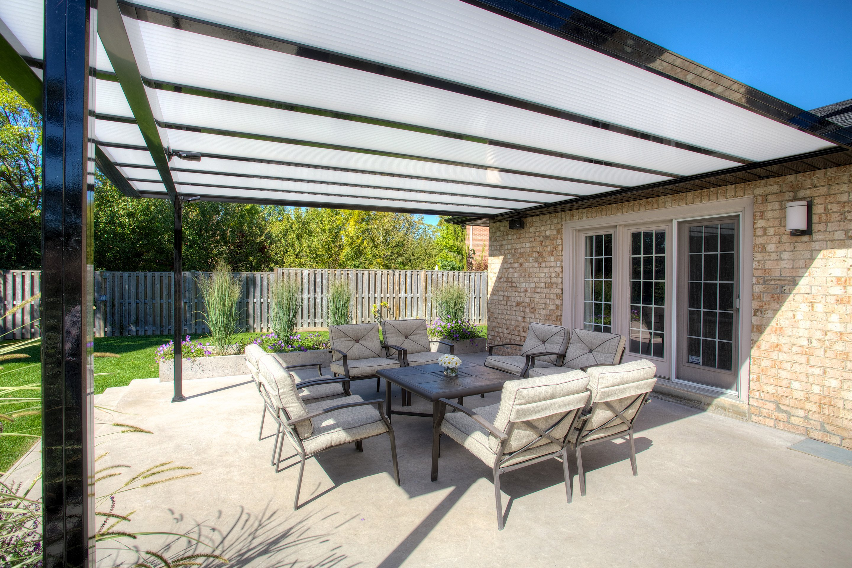 Benefits of Having a Covered Patio in Canada | Lumon