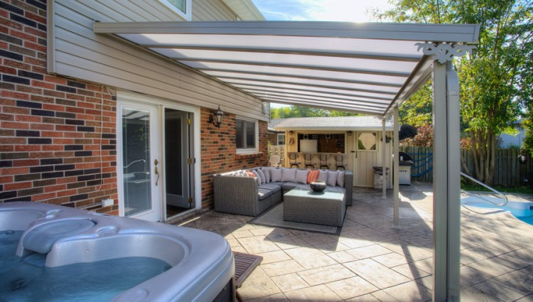 Patio Cover, Patio Cover Options, Patio Cover Options In Toronto, Patio  Cover Options