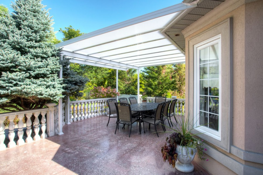 Beautiful Patio Covers Aluminum Patio Cover Options Lumon