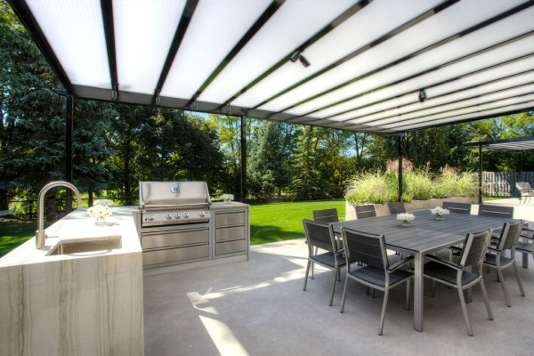 With A Natural Light Patio Cover, Transform Your Patio Into The Ideal Place  To Spend Hot Summer Afternoons, Crisp Fall Mornings, And Even Winter  Evenings