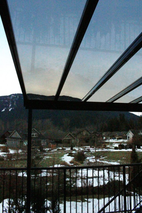 new roof system, new patio cover, covered porch, glass patio cover,