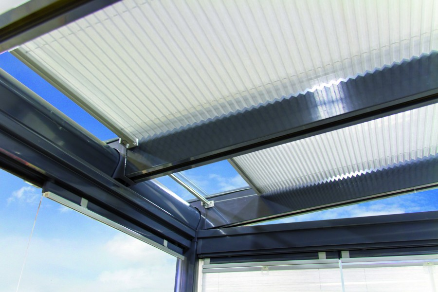 roof blinds, ceiling blinds