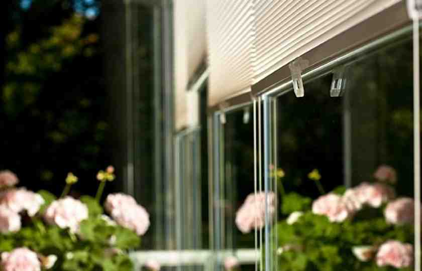 shades, window shades and screens, balcony blinds, sunroom shades, sunroom curtains