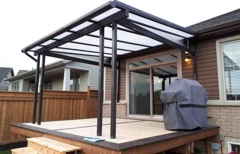 deck covering benefits, deck covers toronto, deck covers vancouver, patio covers, patio
