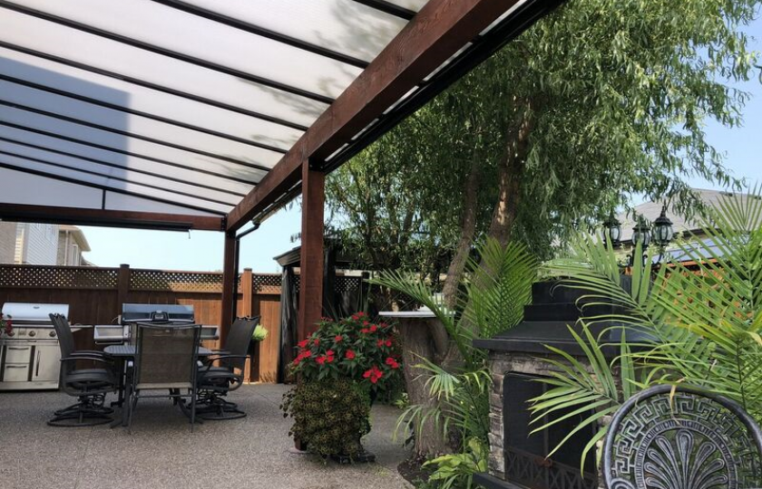 deck covers toronto, custom patio covers, deck cover, deck covering options, deck covers for rain, deck covers for shade, deck covers vancouver, deck sun cover, glass covered pergola, glass patio cover, glass patio roof