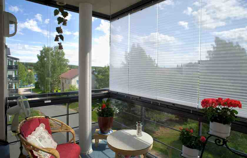 maintain sunroom screens, shades for balcony, high quality screens