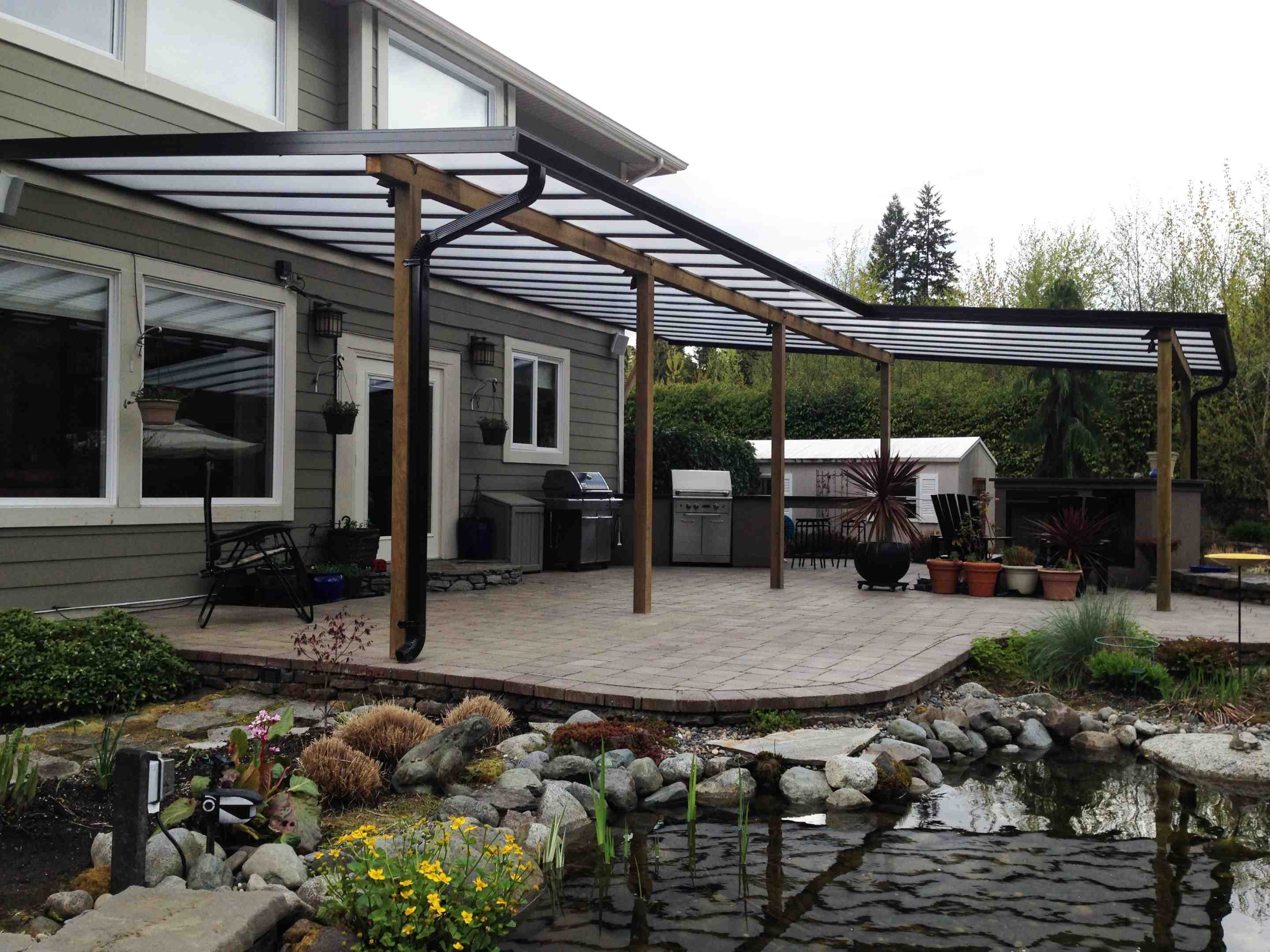 patio covers, deck covers, deck coverings, backyard covered patio, best patio covers, how to purchase patio cover, price of patio cover in toronto