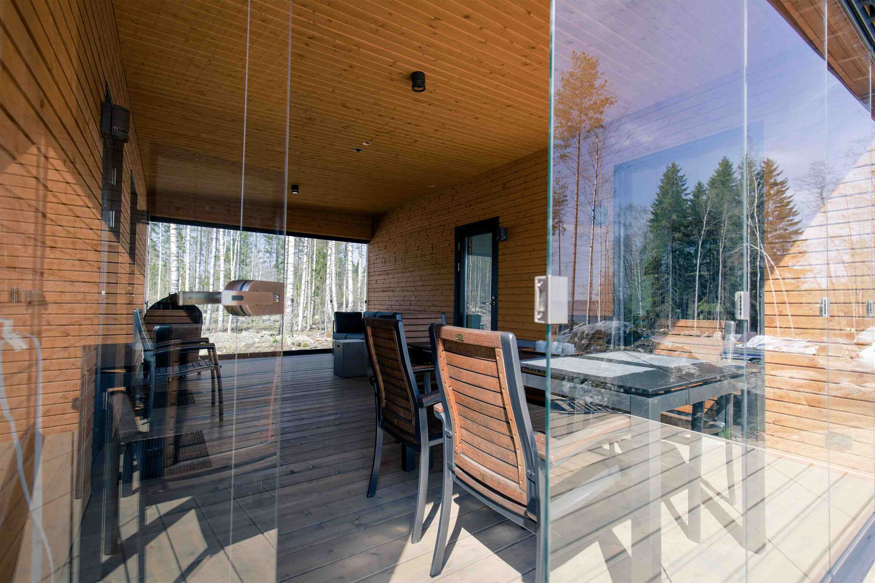 Lumon Canada, Retractable Glass Wall, Sunroom Toronto, Sunroom Hamilton, Sunroom Vancouver