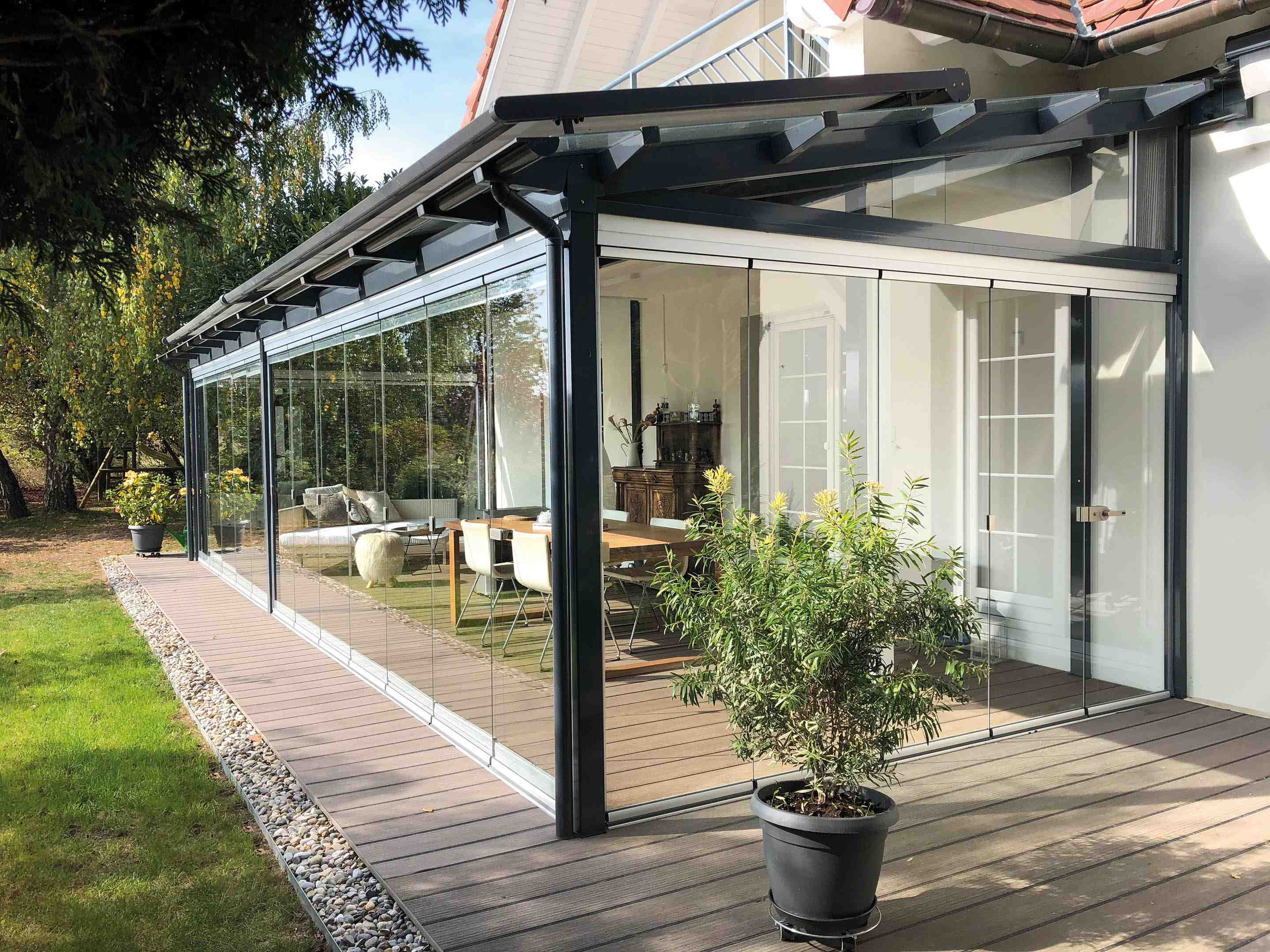 terrace enclosure, sunroom enclosure, sun room ideas, sun room inspiration, sunroom addition, buying a sunroom, sunroom installation process, home design, sunroom renovation