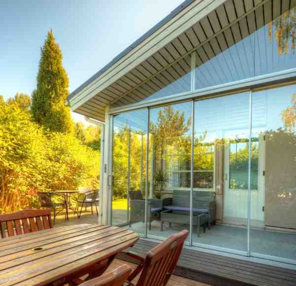 Retractable Glass Walls For Balconies Sunrooms And Patios