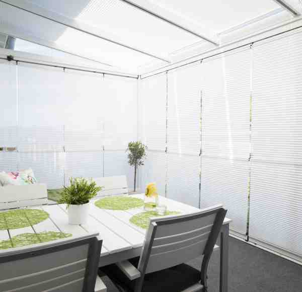 balcony blinds, sunroom blinds, blinds and screens for windows, sunroom design, sunroom privacy