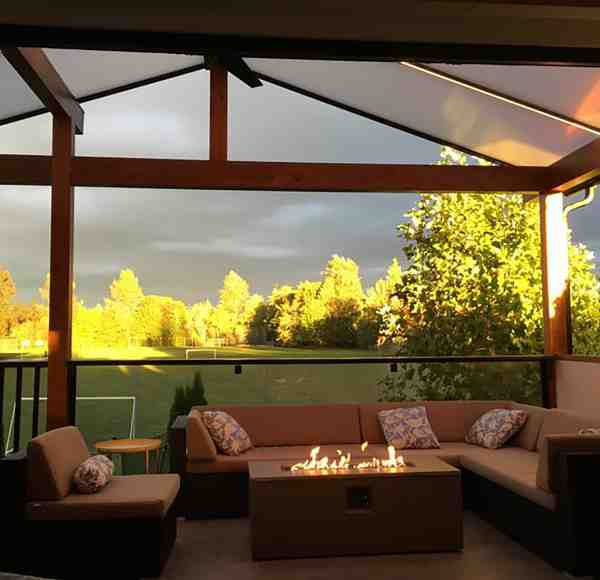 deck cover screens, patio cover blinds, patio cover privacy, patio shade cover, sunroom shades