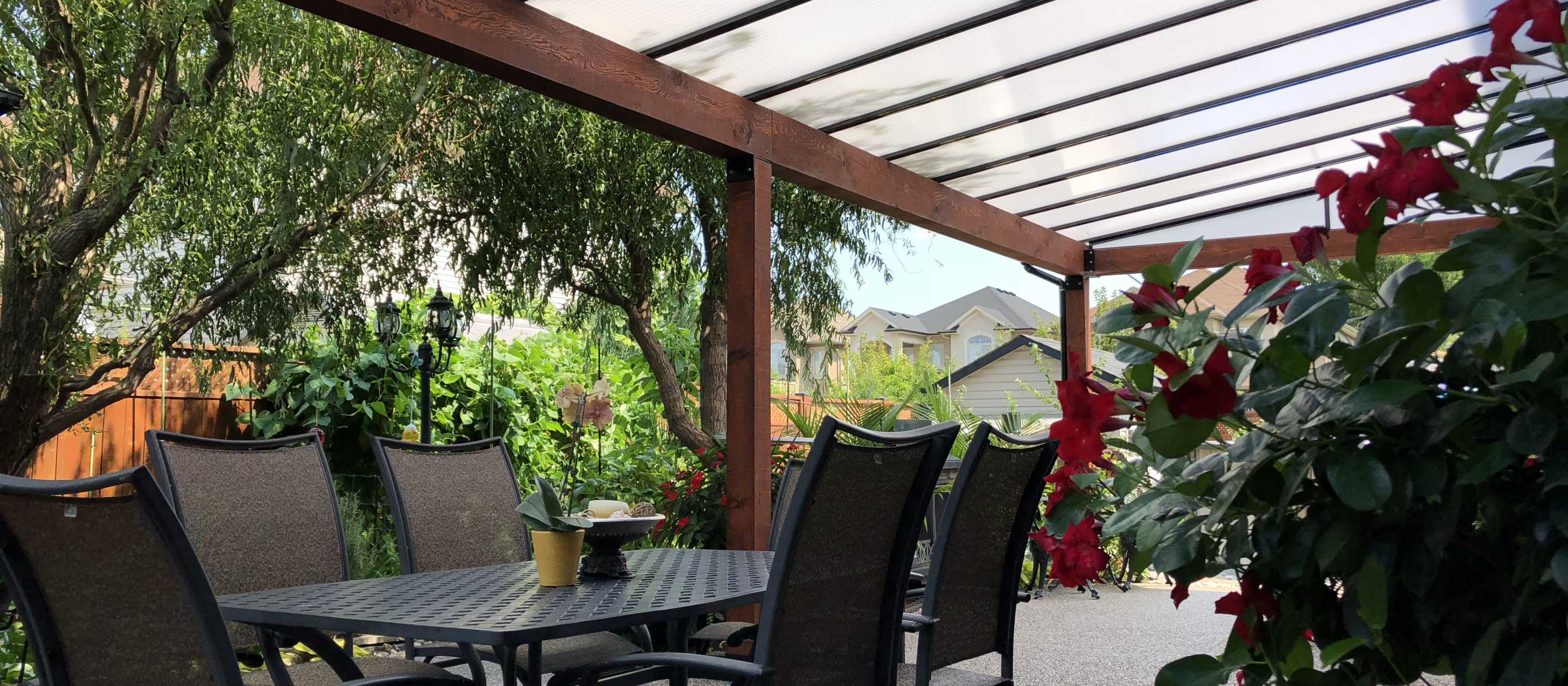 Patio Covers Made For Your Canadian Backyard | Lumon