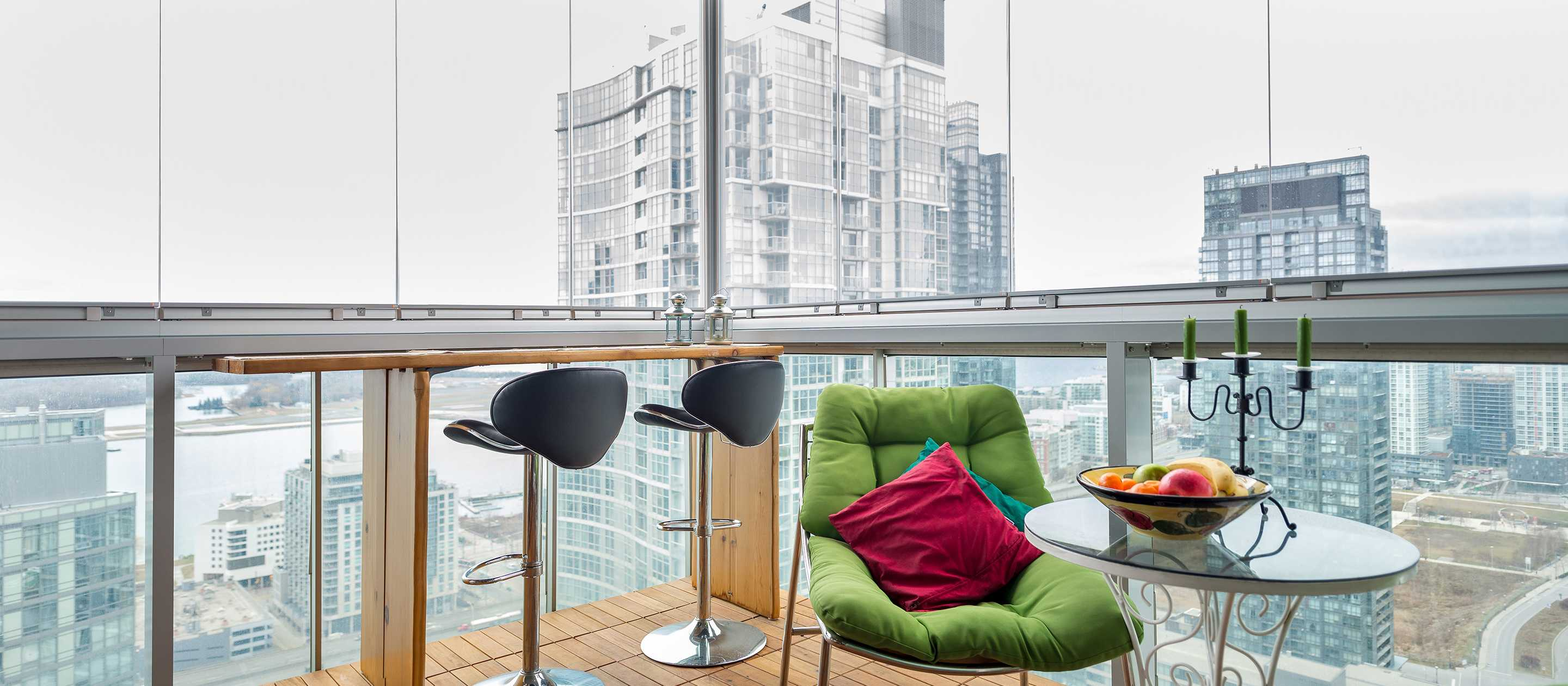 Lumon Canada, Balcony Glass, Noise Reduction, Vancouver, Toronto, Hamilton