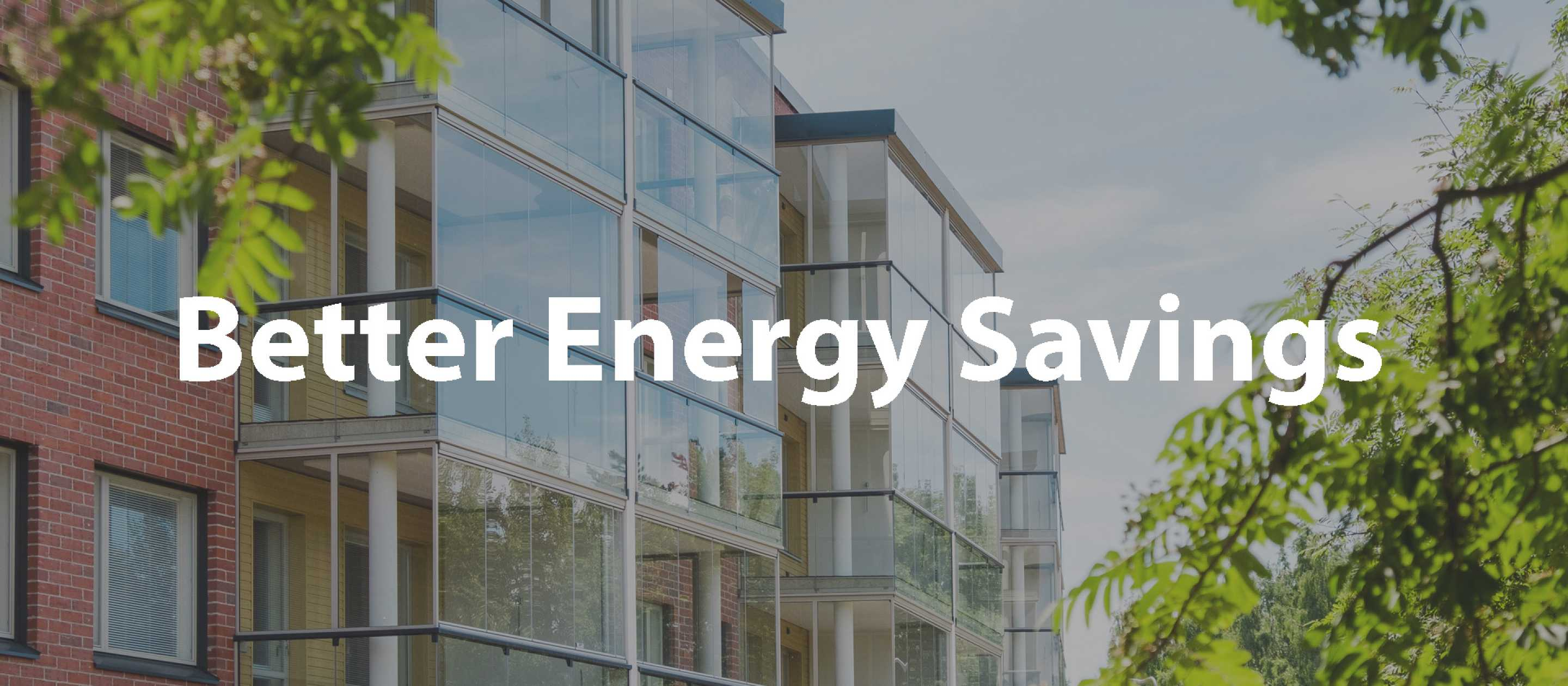 Better energy savings