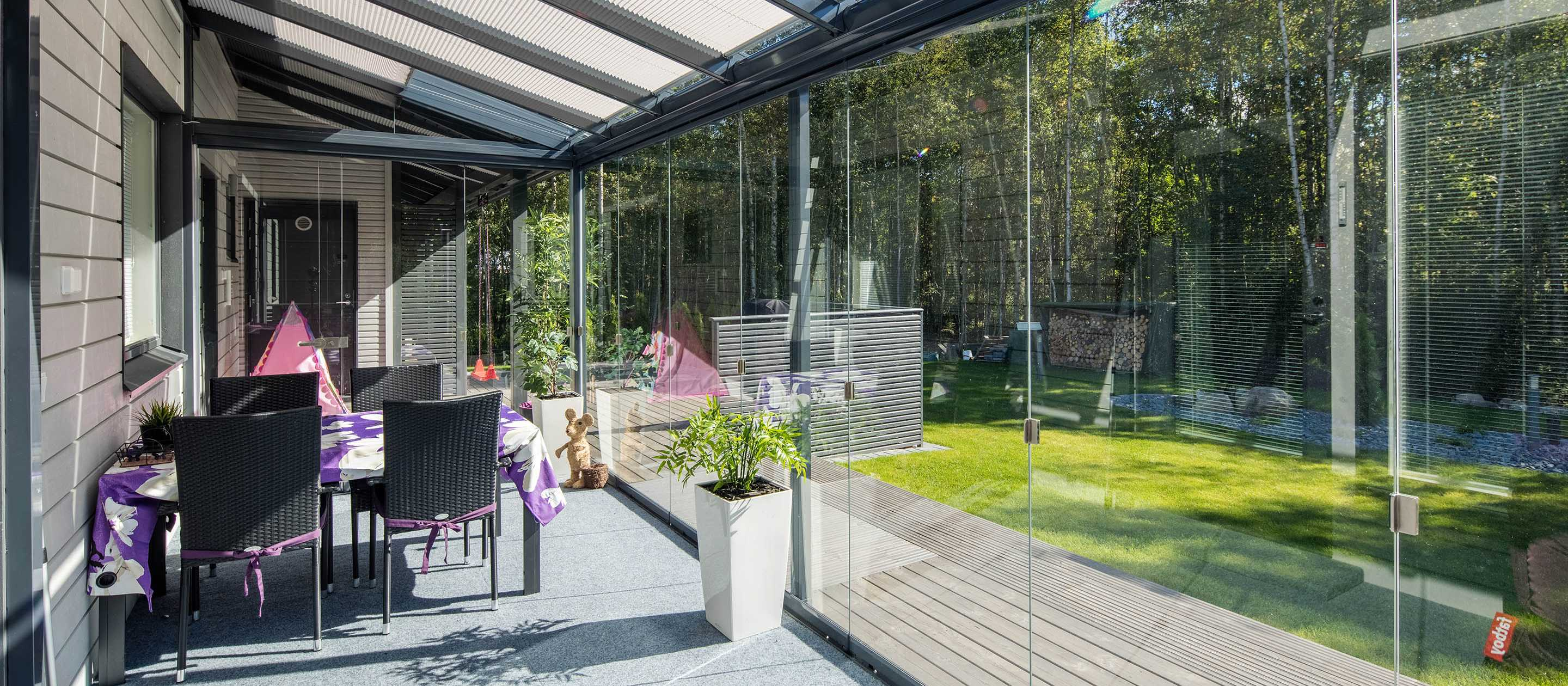 A Glass Sunroom for Victoria, Vancouver, Toronto, Hamilton and
