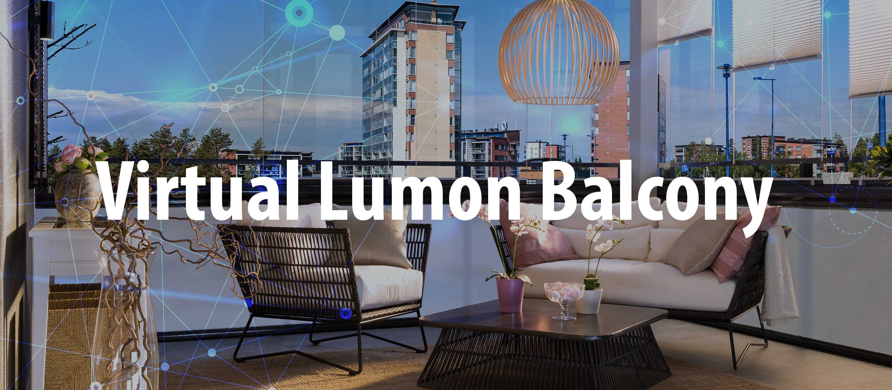 Lumon Canada Virtual Tour of Enclosed Balcony