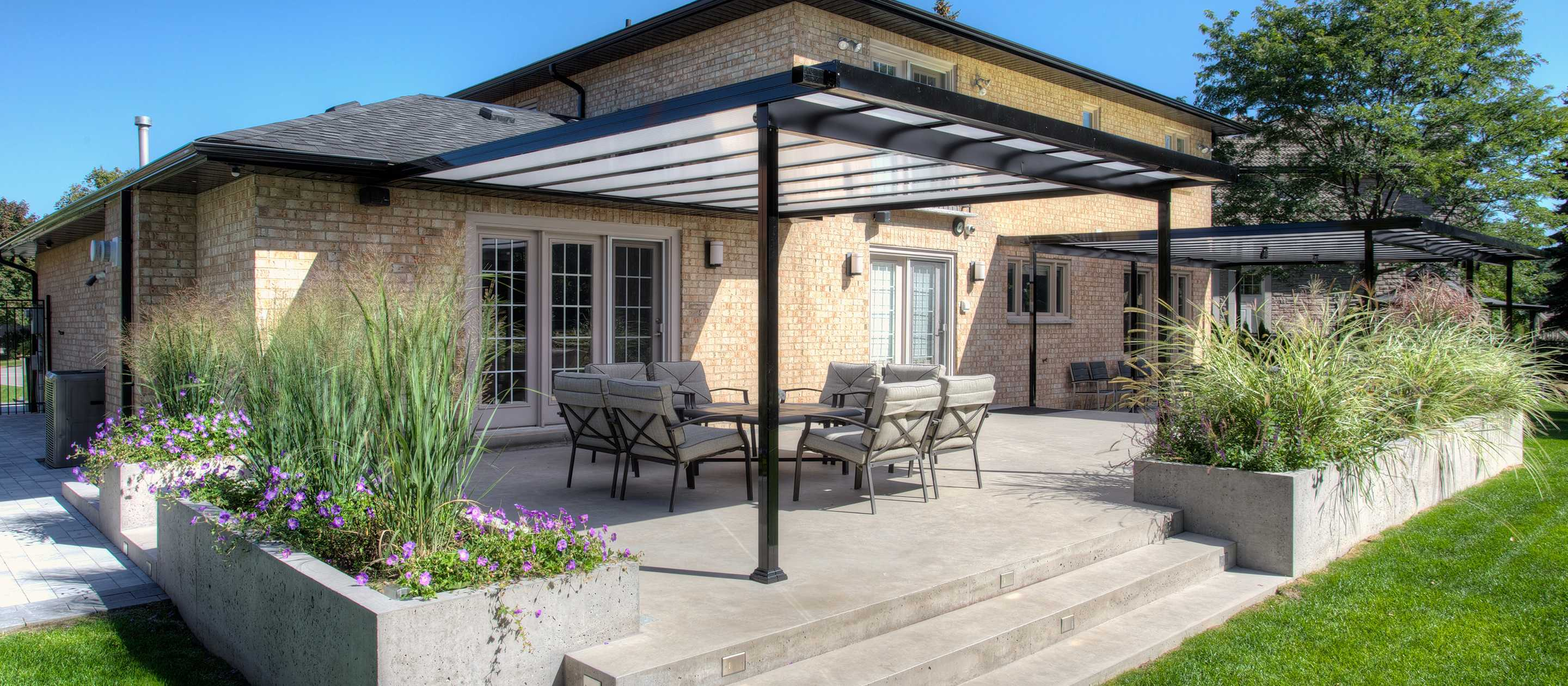 patio covers, deck covers, deck coverings, backyard covered patio, best patio covers, frequently asked questions on patio covers