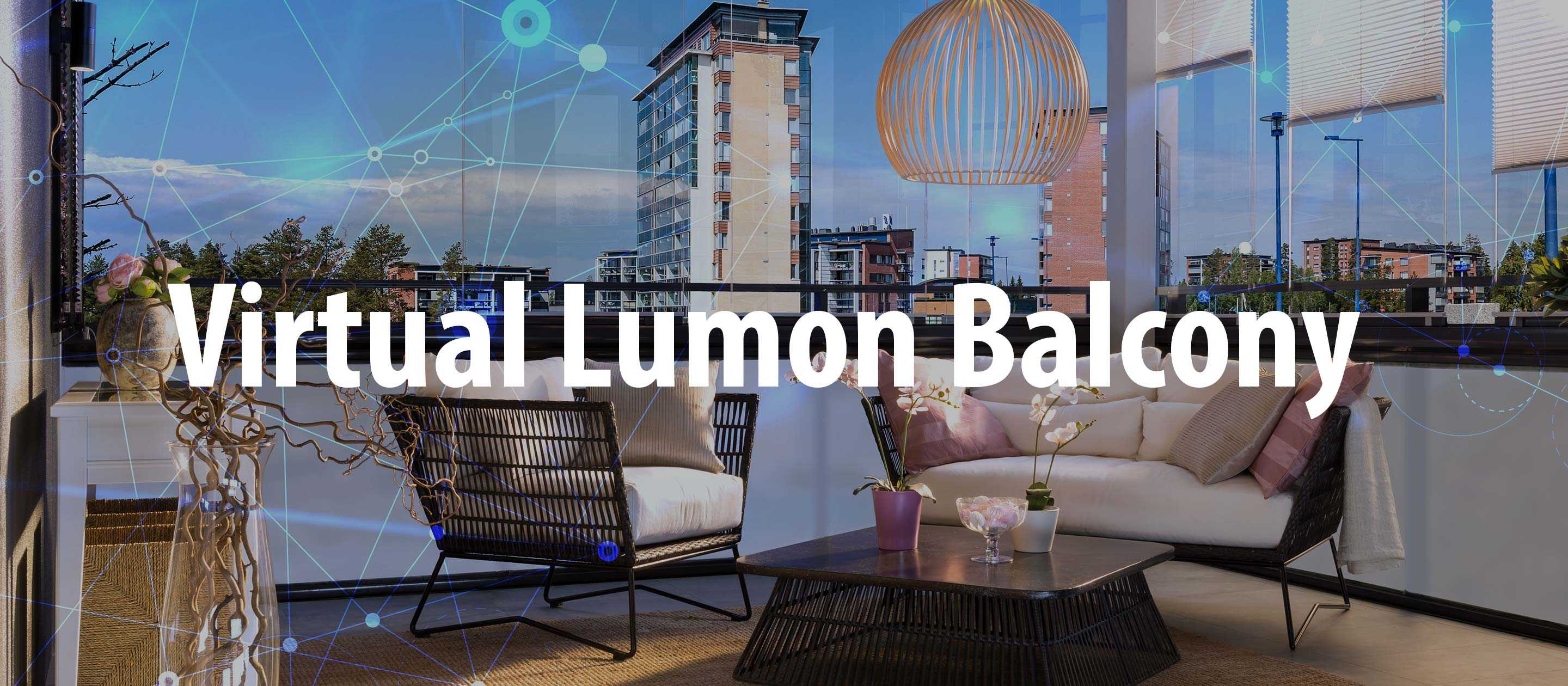 Virtual Lumon Balcony