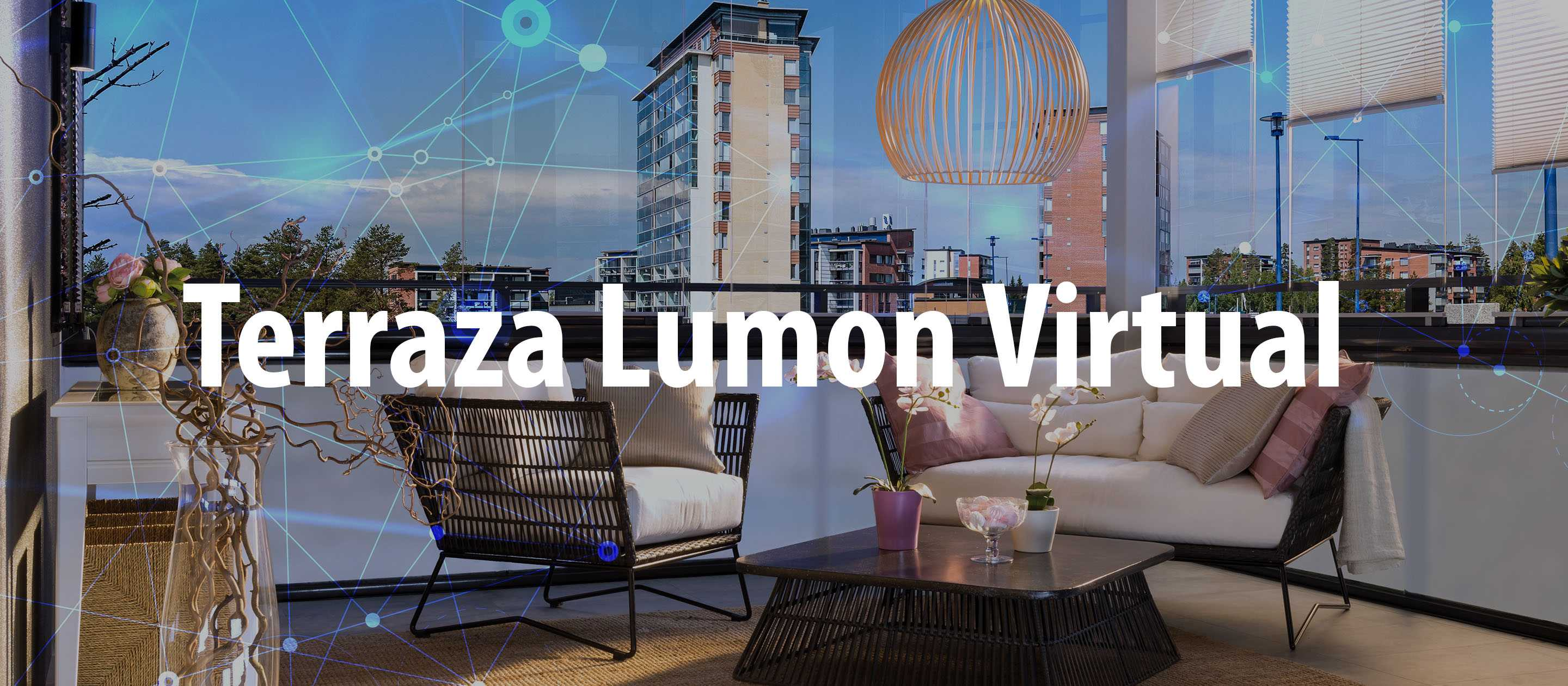 tour virtual terraza lumon