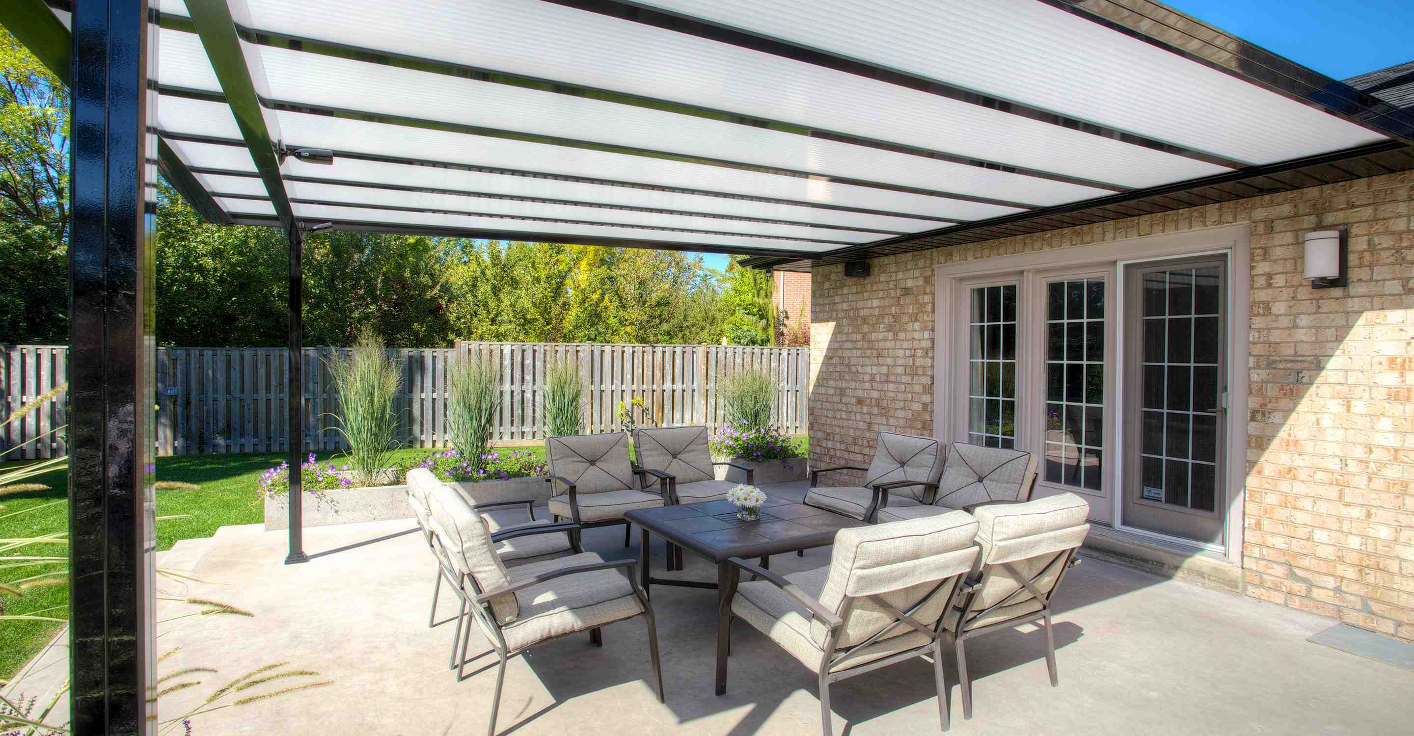 patio cover, patio covers, deck coverings, deck cover options, patio cover options